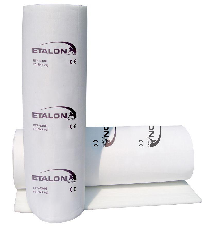 Ceiling filter etalon